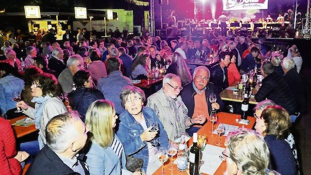 Weinfest: Löninger dürfen wieder anstoßen