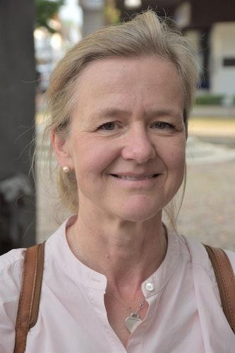 Elisabeth Steins (56). Foto: Kühn