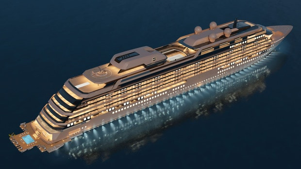 Meyer-Werft soll Schiff mit Luxusappartements bauen