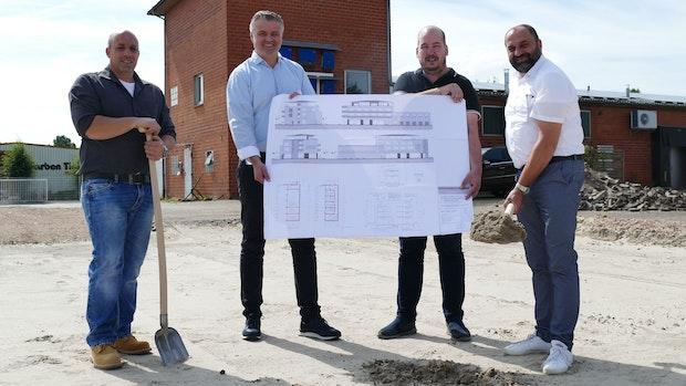 """Neues Hotel: """"Stahltower"""" soll im Sommer 2022 eröffnet werden"""
