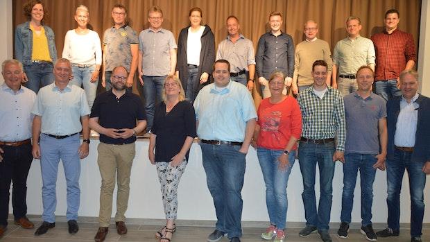 CDU-Prominenz kommt im Dorfgemeinschaftshaus zusammen