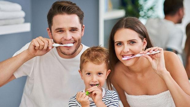 Auch auf die Zahncreme kommt es an