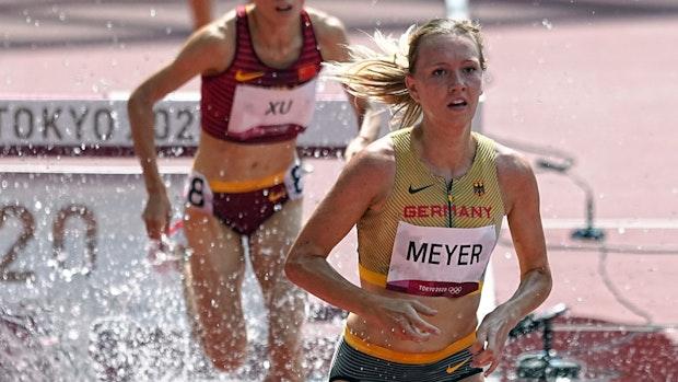 Starke Leistung reicht nicht: Lea Meyer verpasst Olympiafinale