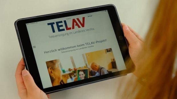 """TELAV"" befragt pflegende Angehörige"