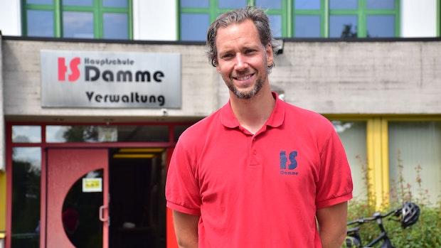 Rektor Jan Runge: Es muss wieder Präsenzunterricht stattfinden