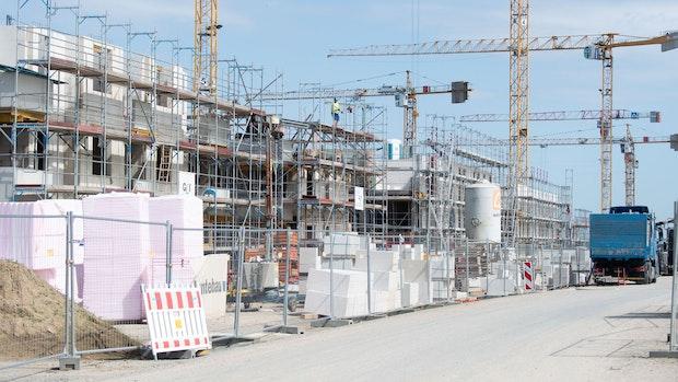 Materialknappheit: Bauherren müssen mit Verzögerung rechnen
