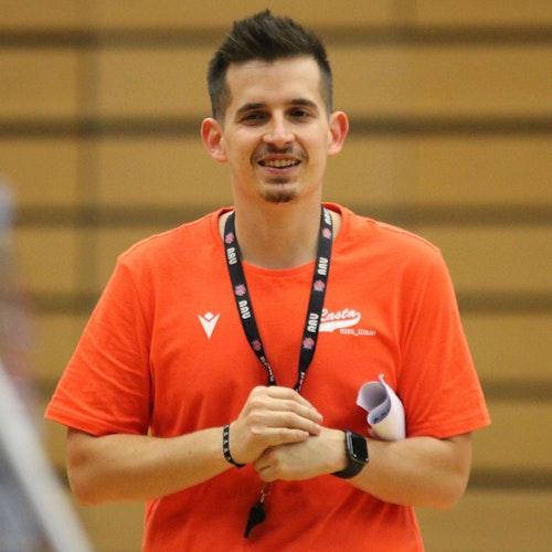 Rastas neuer Co-Trainer: Arturo Ruiz (29) aus Spanien. Foto: Bente