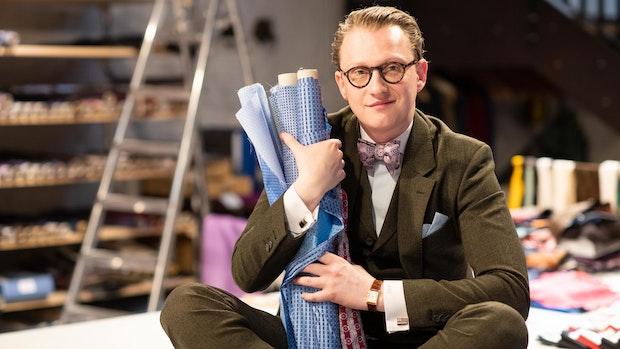 TV-Sender Arte schickt Jan-Henrik Scheper-Stuke unter die Sorben