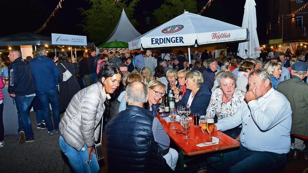 Löninger Weinfest steht an: Resonanz ist riesengroß