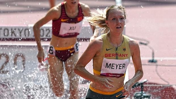 Tokio gibt Lea Meyer Ansporn für Olympia 2024 in Paris