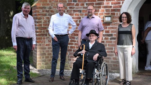 Johanniter eröffnen Wanderausstellung in Bokelesch