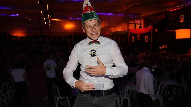 Dammer Carnevalsclub hat mit David Pellenwessel neuen Präsidenten