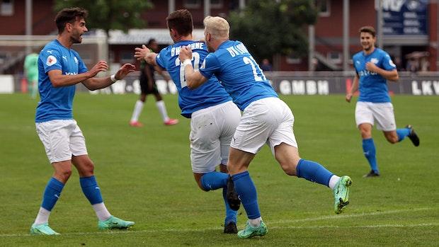 BW Lohne sucht seine Position in der Fußball-Oberliga