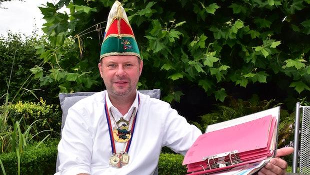 Jürgen Bley gibt nach 26 Jahren das Amt des DCC-Kassenwartes ab