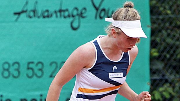 Julia Middendorf triumphiert in Erwitte