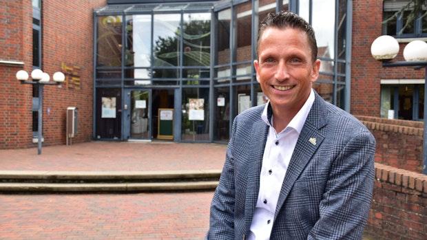 Otte ist der einzige Bürgermeisterkandidat in Damme
