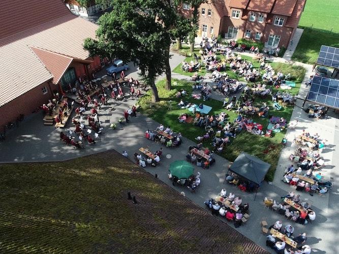 Erfolgreiche Premiere 2020: Es hat unsere Erwartungen übertroffen, meint Dirigent Johannes Kühling. Foto: privat