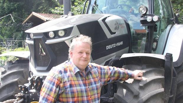Frank Wassenberg: Ein Landwirt mit viel Engagement für sein Dorf
