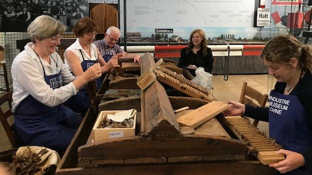 Pinsel- und Zigarrenherstellung sollen Einblick in altes Handwerk geben