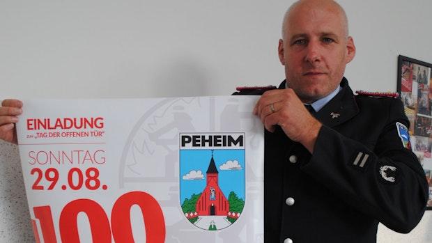 Feuerwehr Peheim feiert ihr 100-jähriges Bestehen