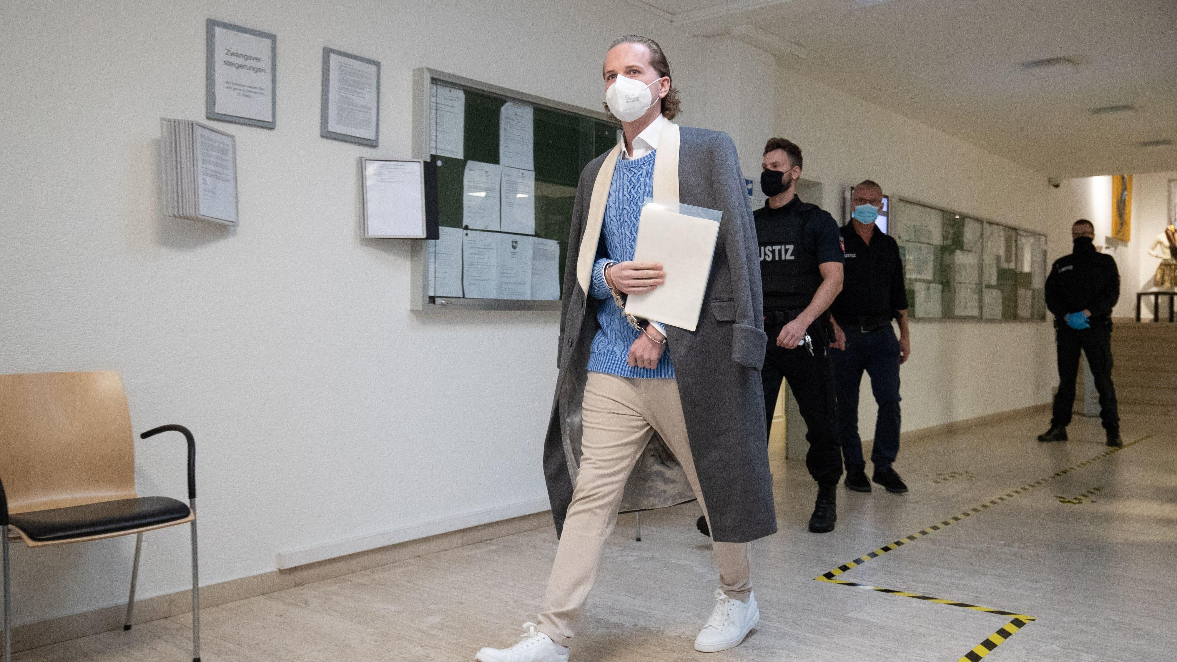 Drohen 10 Jahre Haft: Unternehmer Hendrik Holt. Foto: dpa