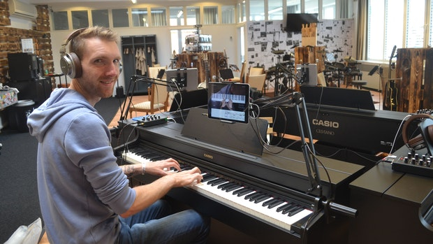 Innovatives Konzept soll Musikunterricht flexibel machen