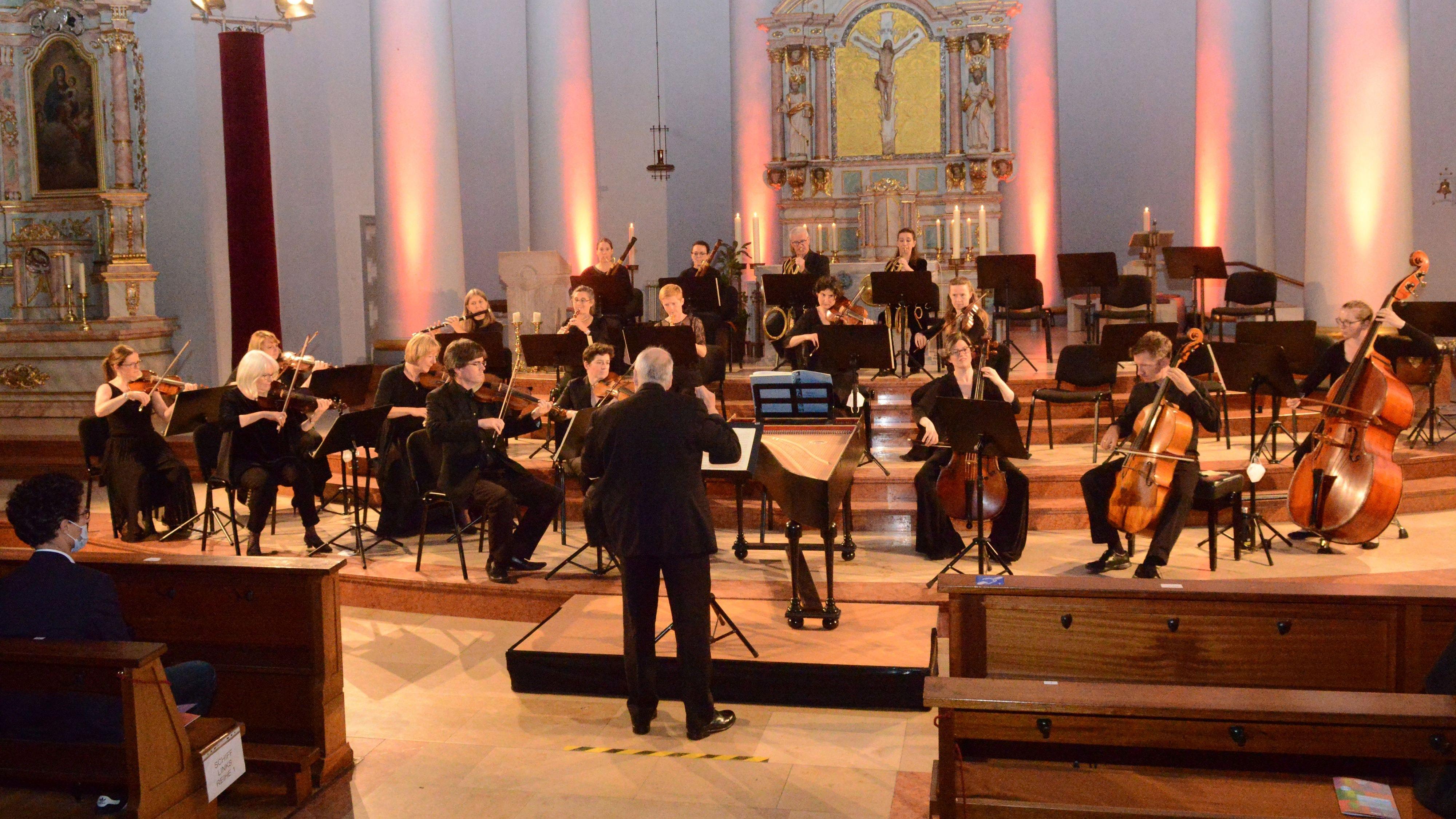 Lässt seine Instrumente erklingen: Das Orchester Dunedin Consort hat bereits einen Grammophon-Award erhalten und wurde ebenfalls schon für den Grammy nominiert. Foto: Siemer