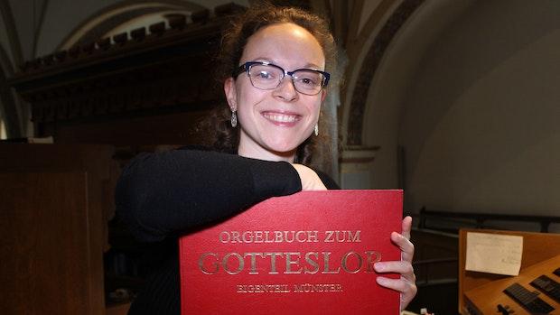 Barbara Thalhammer ist neueKirchenmusikerin in Lohne