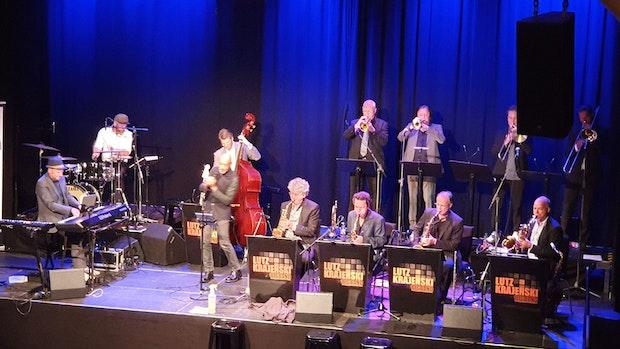 Big-Band-Sound lässt den Cloppenburger Kulturbahnhof vibrieren