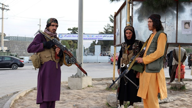 Afghanen bangen um ihre Familien