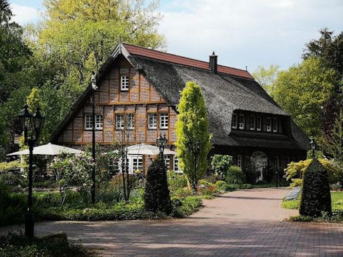 Visbeks Bauerschaften: Hier gibt es einige historische Gebäude, die einen Besuch lohnen. Foto: Gemeinde Visbek