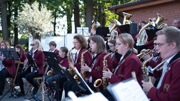 Musikverein veranstaltet ein musikalisches Picknick