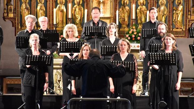 Cappella Amsterdam begeistert im Dammer Dom