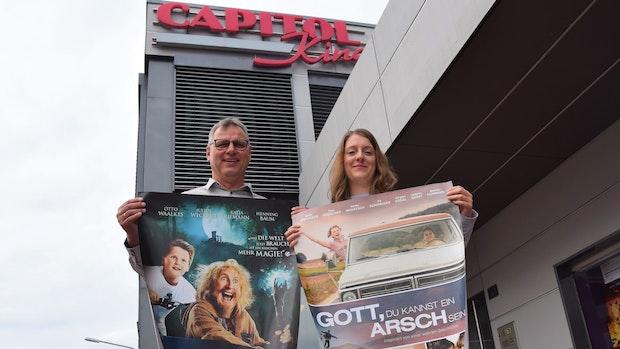 Freilichtbühne Lohne wird zum Kino