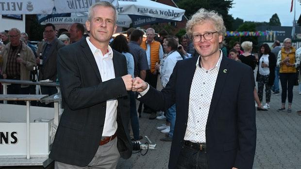 Brinkmann bleibt Bürgermeister in Cappeln