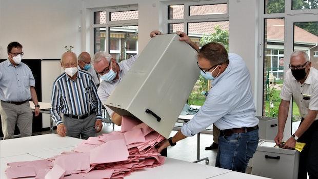 CDU verliert in Bösel, bleibt aber stärkste Kraft