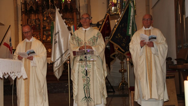 Michael Kenkel ist neuer Pastor in Linderner Gemeinde St. Katharina