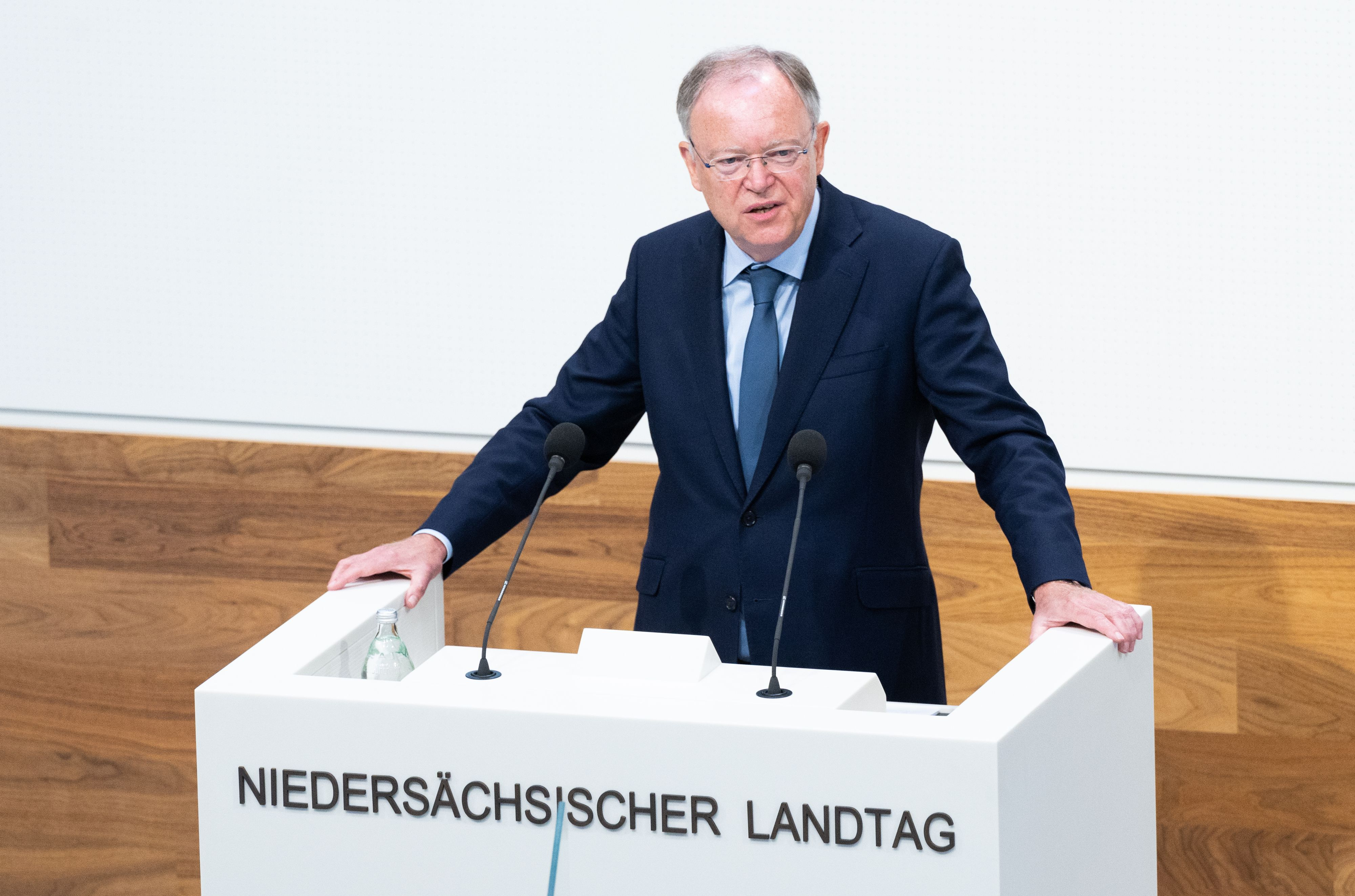 Stephan Weil (SPD), Ministerpräsident Niedersachsen. Foto: dpa