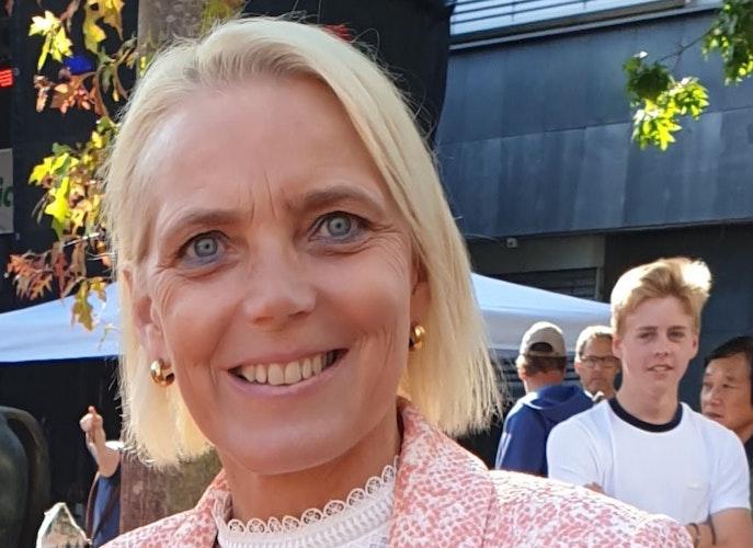 Weiß, wie Verwaltungen geleitet werden: Petra Ahlers will sich für die Bürgermeister-Kandidatur bewerben. Foto: privat