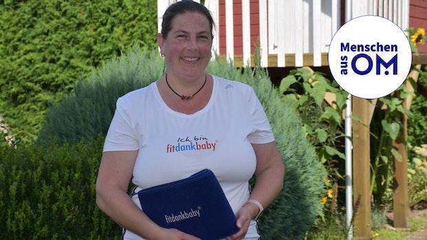 Kirsti Börgerding hat ein Angebot vor allem für Mamis