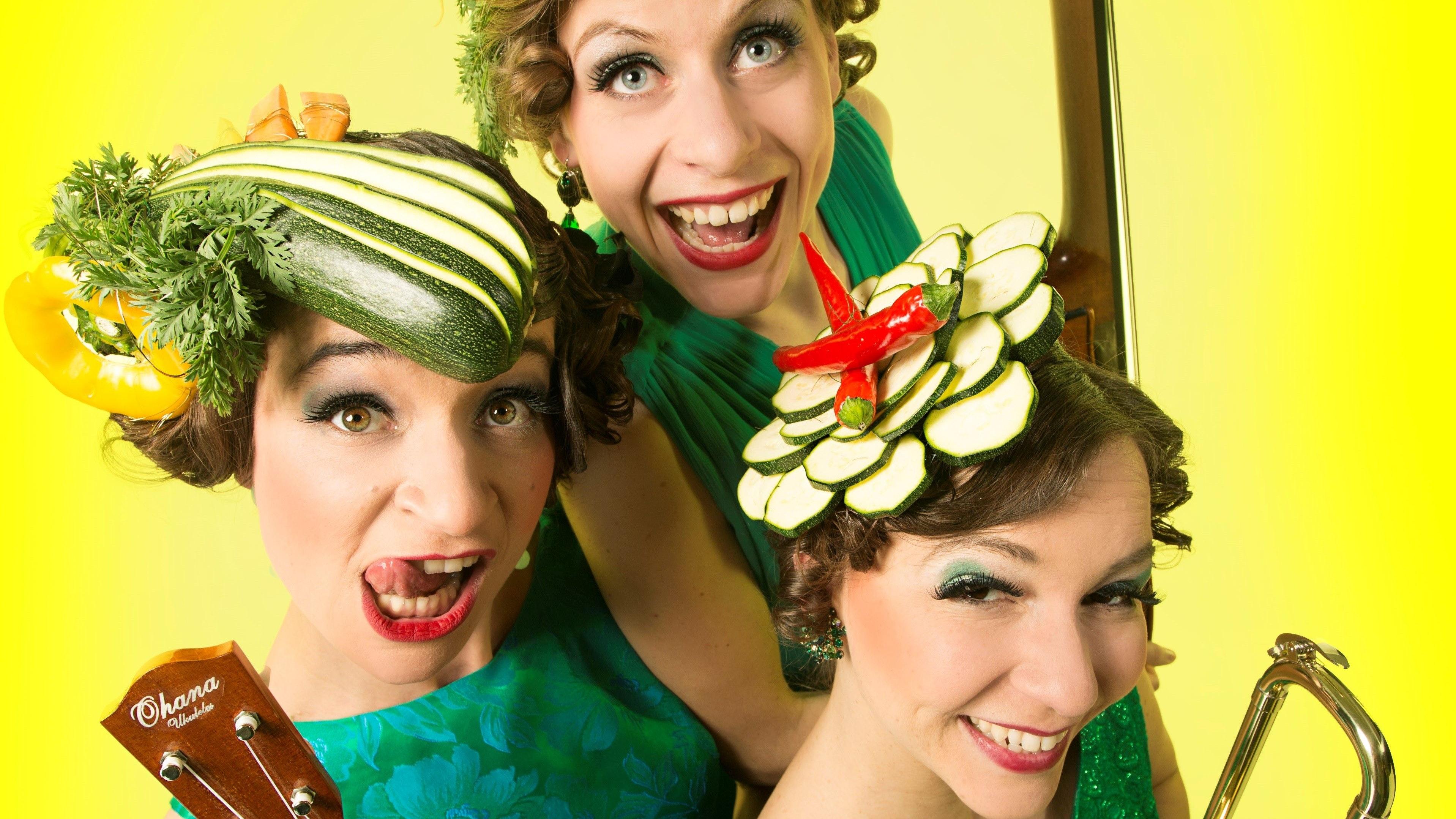 3. Anlauf: Die Zucchini Sistaz sollen im kommenden Jahr in Garrel auftreten. Foto: Peter Wattendorf