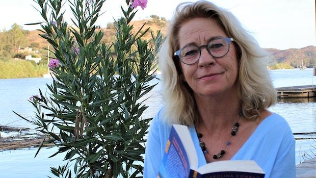 Oldenburgerin schreibt neuen Algarve-Krimi