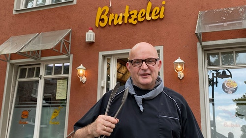 """Ulf-Peter Helmstedt schließt nach fast 25 Jahren die """"Brutzelei"""""""