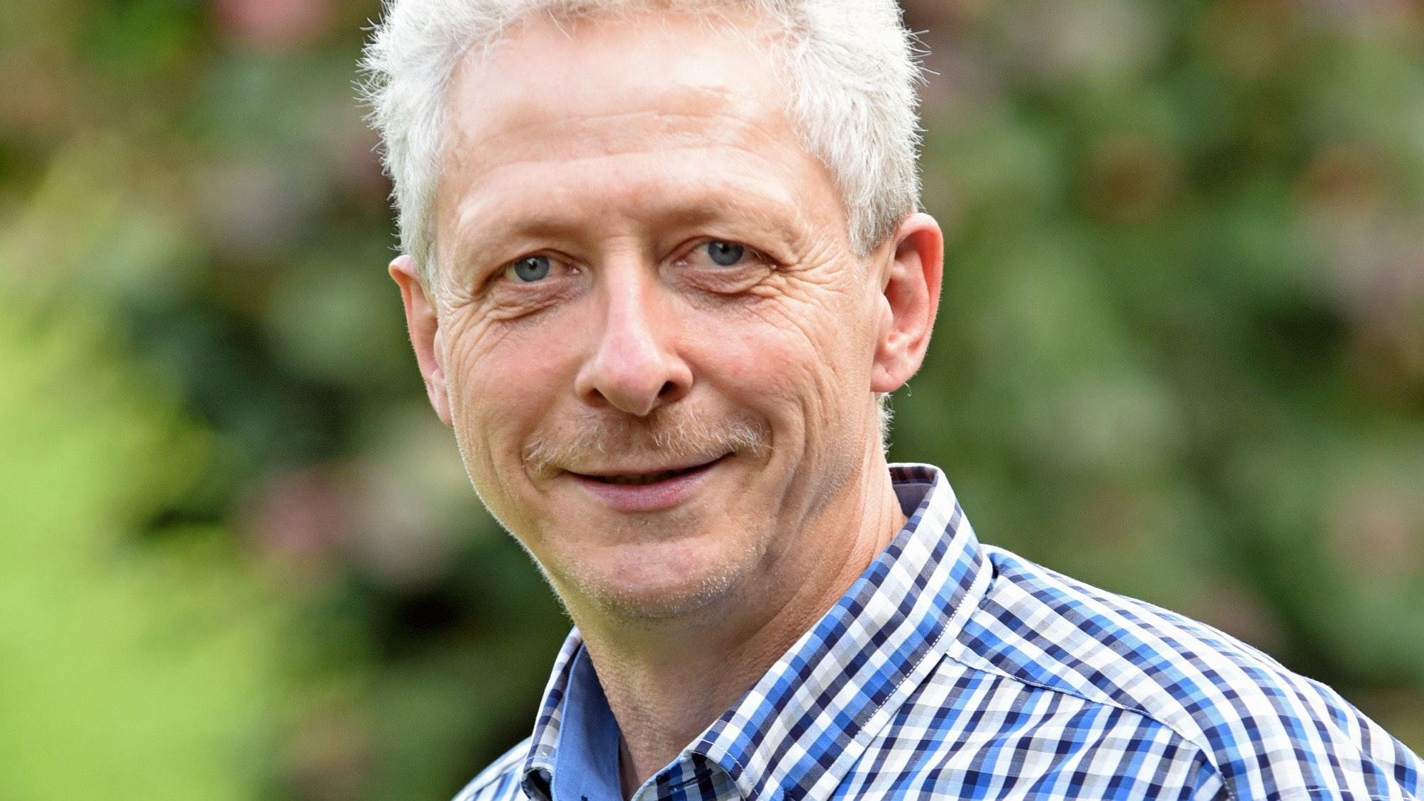 Nummer sechs: Michael Schneiders zieht für die SPD in den Essener Rat ein. Foto: SPD