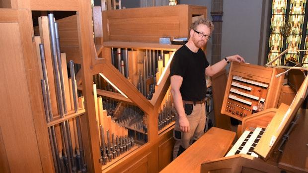Die größte Orgel im Oldenburger Land feiert ihren 30. Geburtstag