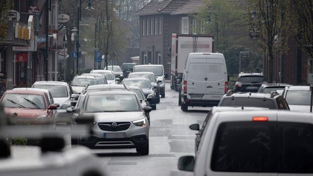 Mehrheit ist mit Verkehrssituation an der Garreler Hauptstraße unzufrieden