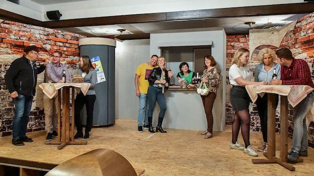 Vorhang auf: Holdruper Plattschnackers starten ihre Theatersaison