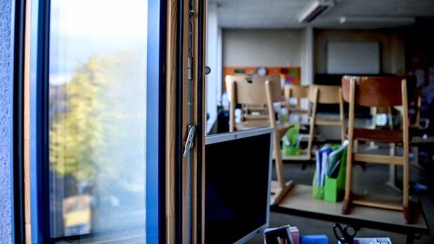 Lüftungsanlagen in Schulen gibt es erst bei Sanierung oder Neubau