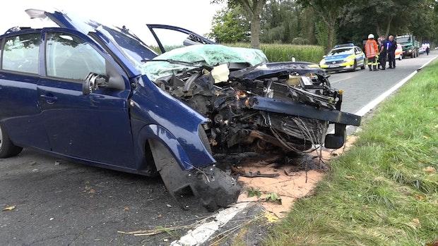 27-Jähriger wird bei Unfall schwer verletzt