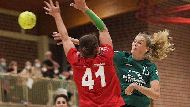 26:30 - Fehlstart für GW Mühlens Handballerinnen